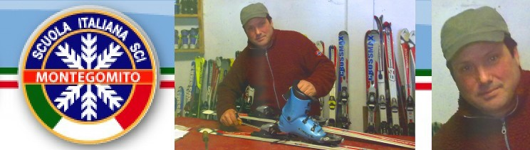 Choose MonteGomito - For superb ski equipment at an unbeatable price!